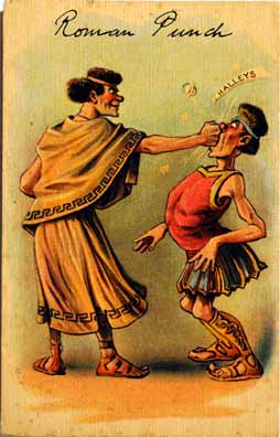 Roman Punch Recipe — Dishmaps
